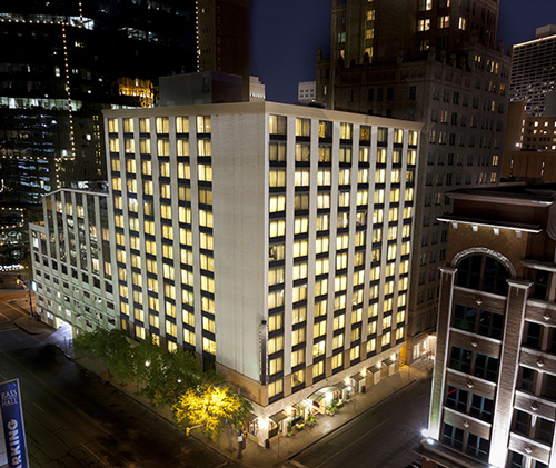 Embassy Suites Fort Worth Downtown (2007, sold)