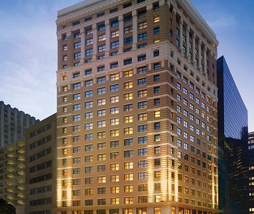 JW Marriott Houston Downtown (2014, sold)